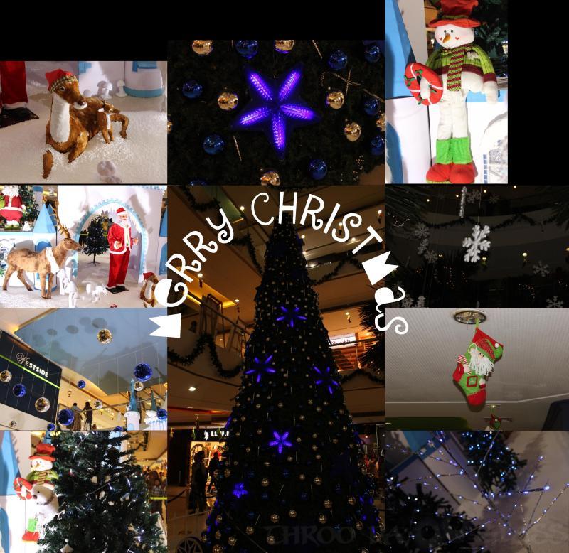 X,christmas, forum,collage, Xmas,wednesday,abc,wordless,praveen,karnataka,bangalore,throo da looking glass