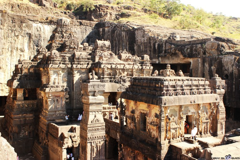 E, ellora caves, maharashtra,sculpture,rock,skill,ancient,architecture,wednesday,abc,wordless,praveen,karnataka,bangalore,throo da looking glass