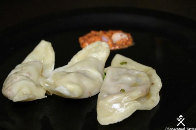 Mutton Momos,praveen,phenomenal tastes