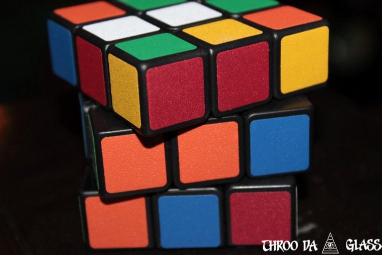 Rubik Cube,life,order,pattern,pravs,throo da looking glass, through the looking glass,chaos