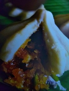 World on a Plate - Ranvir Brar - Burnt Miso white chocolate modak