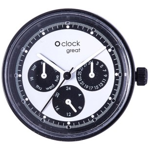 montre great O clock