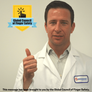 VIDEO: Important Message from the Global Council of Finger Safety