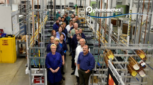 We've Expanded! Phenomenex Opens New Gas Chromatography Research and Manufacturing Facility