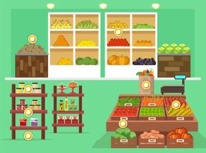 chromatographiville grocery