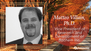 Peptide Synthesis Technologies with Matteo Villian, Ph.D.
