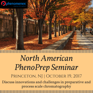 Join Us for the North American PhenoPrep Seminar