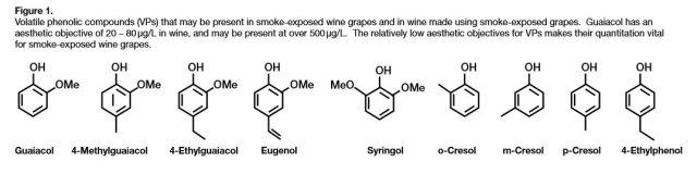 smokey wine