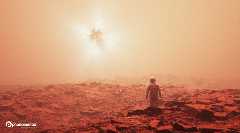 NASA Mars Discovery
