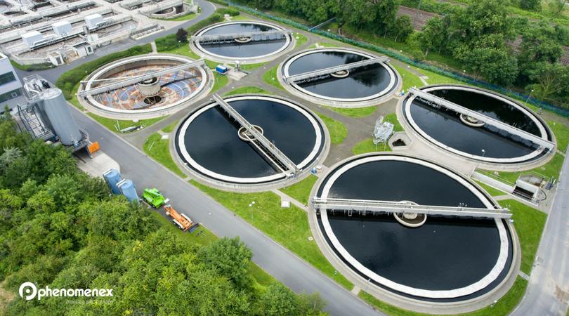 Wastewater Sewage Plant
