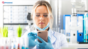 Using Your Phone In The Lab – Helpful or Harmful?