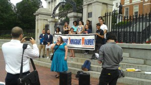Student Immigrant Movement College Access PHENOM