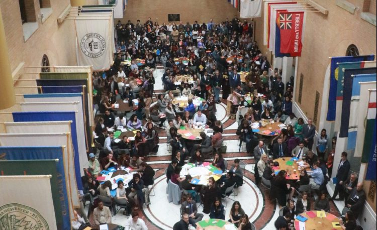 Public Higher Ed Supporters Pack State House