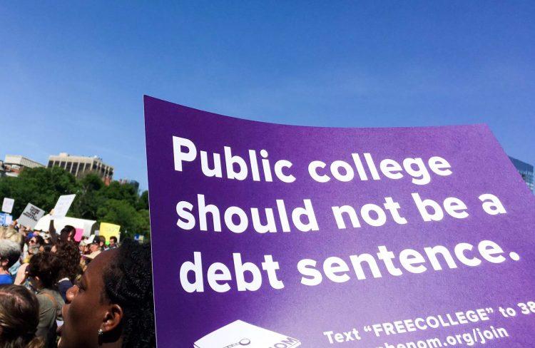 State Senate Budget Better for Higher Education