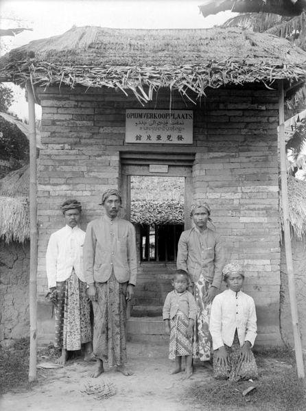 Jawa Dalam Politik Candu (Opium) Kolonial Belanda (2/2)
