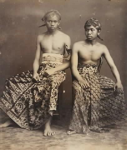 Budaya Barat Dan Fashion (Mode): Surakarta Masa Kolonial (4/6)
