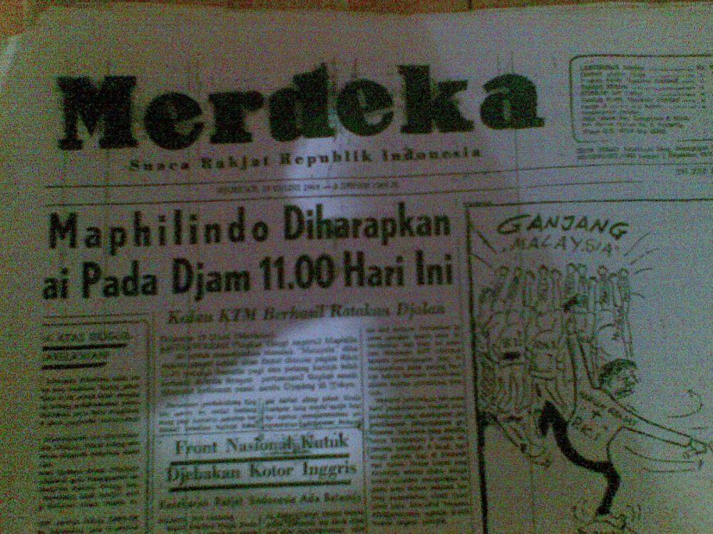PARTAI POLITIK DAN MEDIA MASSA PADA MASA DEMOKRASI TERPIMPIN (2/2)