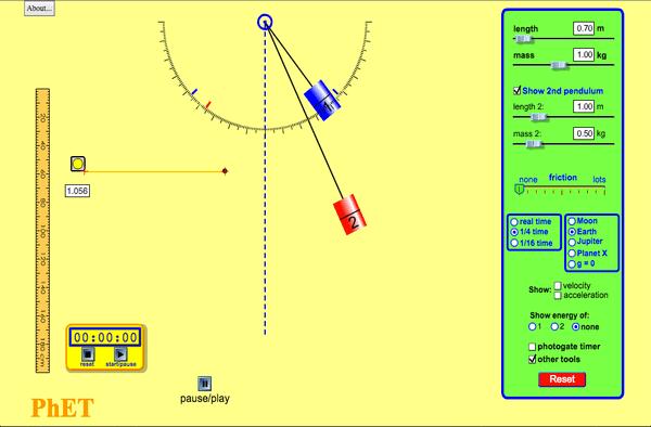 Pendulum Lab