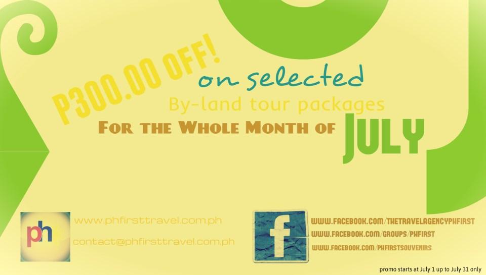 July 2014 promo