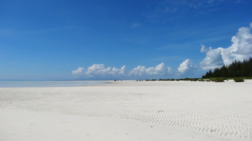 Bugsuk Island in Balabac, Palawan - only 1 hour away from Sabah, Malaysia