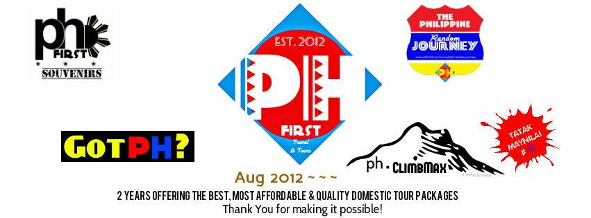 Happy Anniversary PH First!