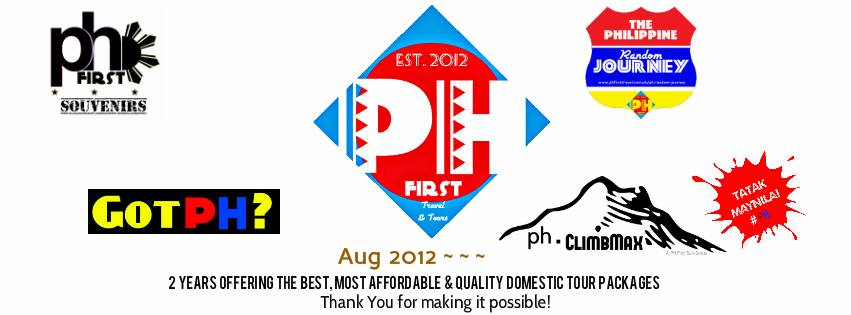Happy Anniversary PH First!