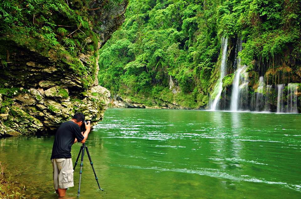 Barusibis Falls, Lagayan, Abra