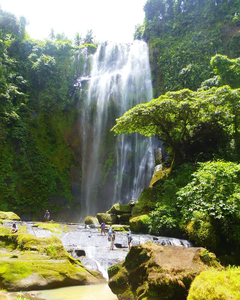 "The ""Tinago Falls of Laguna"""
