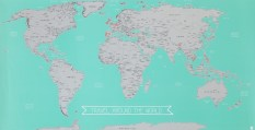 9 Wereldkraskaart