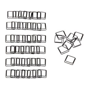 3. paperclips