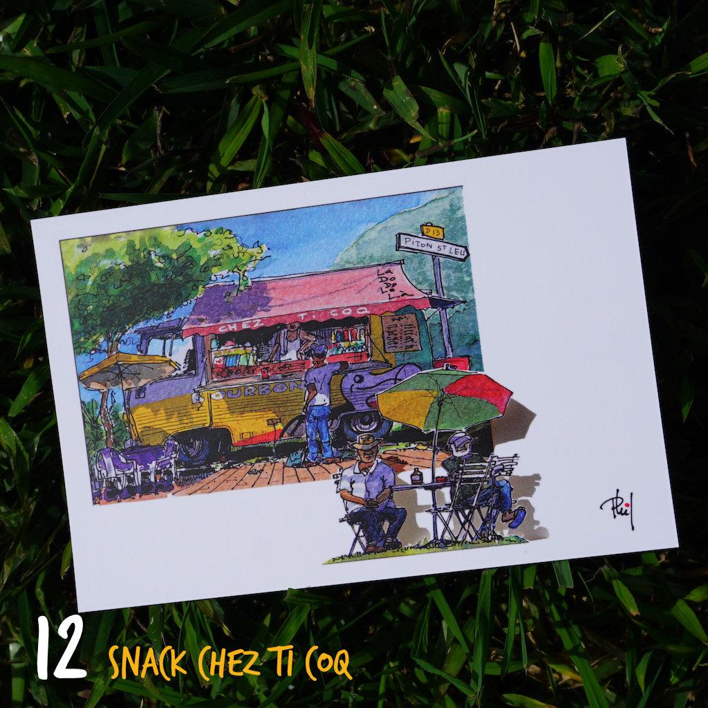 12 ti coq