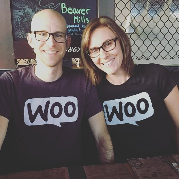 I swear we didn't plan this at all #matchymatchy #woo #woocommerce