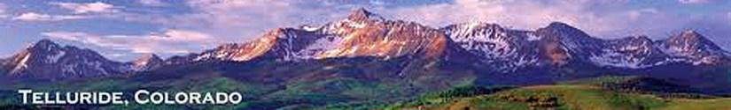 Maine Artist at Telluride Plein Air 2015 . Colorado