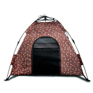 Scout & About Outdoor Dog Tent Mocha