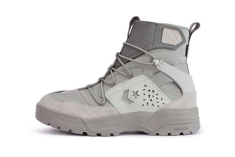 High-Tech Urban Boots – The F/CE. x Converse Technical Boot is a Functional (TrendHunter.com)