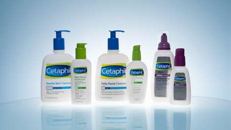 Sensitive Skin-Focused Campaigns – Cetaphil Leverages Social to Target Consumers with Skin Concerns (TrendHunter.com)