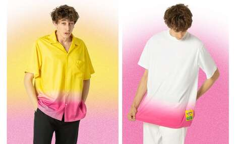 Sour Candy Streetwear – FLAN & Warheads Collaborated on Colorful, Nostalgic Styles (TrendHunter.com)