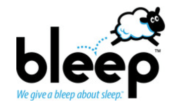 bleep sleep logo 2