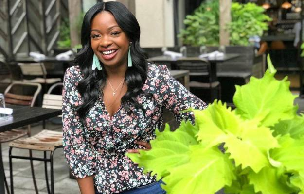 """Northeast Philly native Aunyea Lachelle is the host of NBC10's """"Philly Live,"""" a 15-minute weekday show available on TV and digitally through a host of streaming sites. 