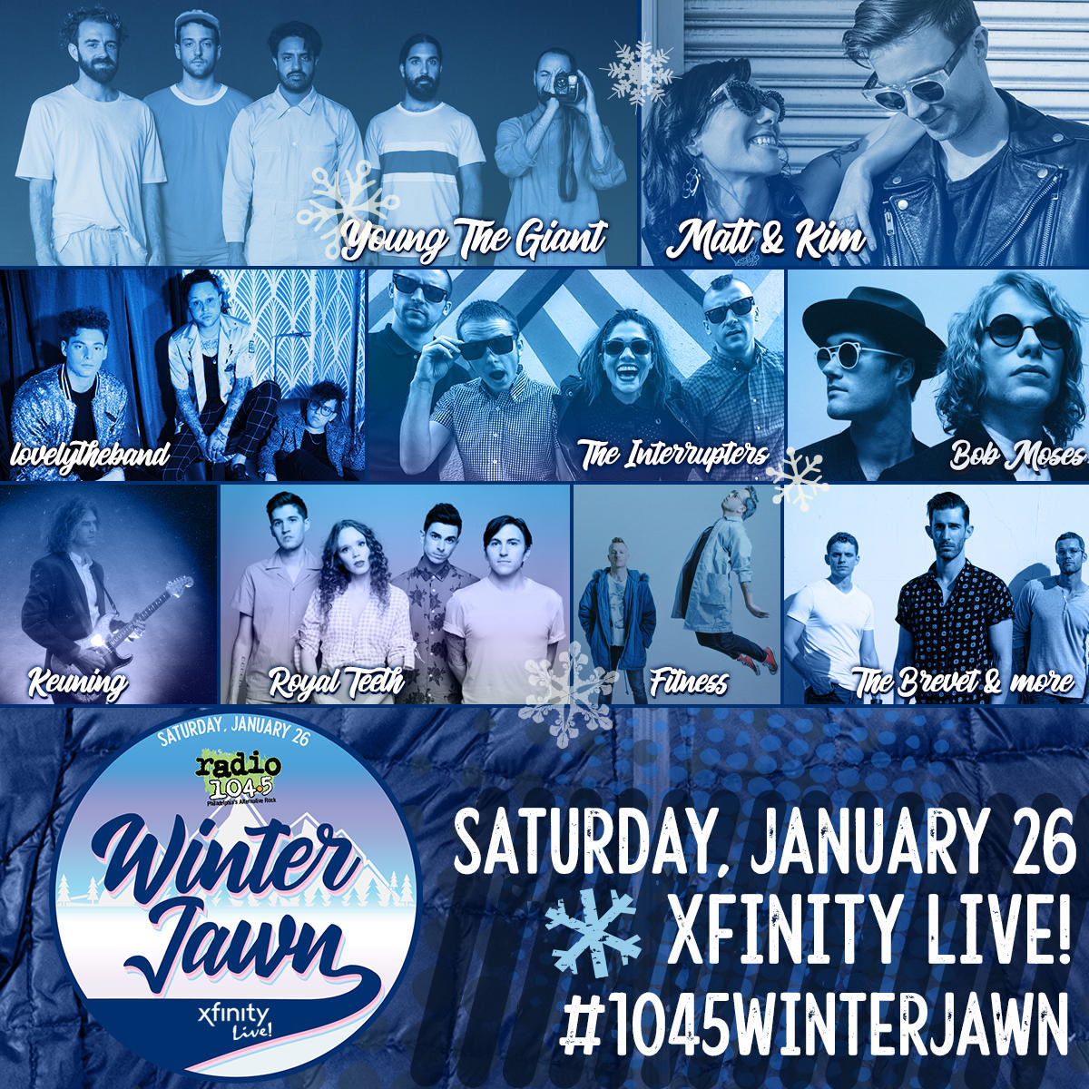 The Scene Radio 104 5 S Winter Jawn Philadelphia Weekly