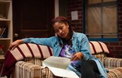 Playwright Amina Robinson