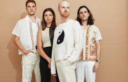 Aussie band The Jungle Giants