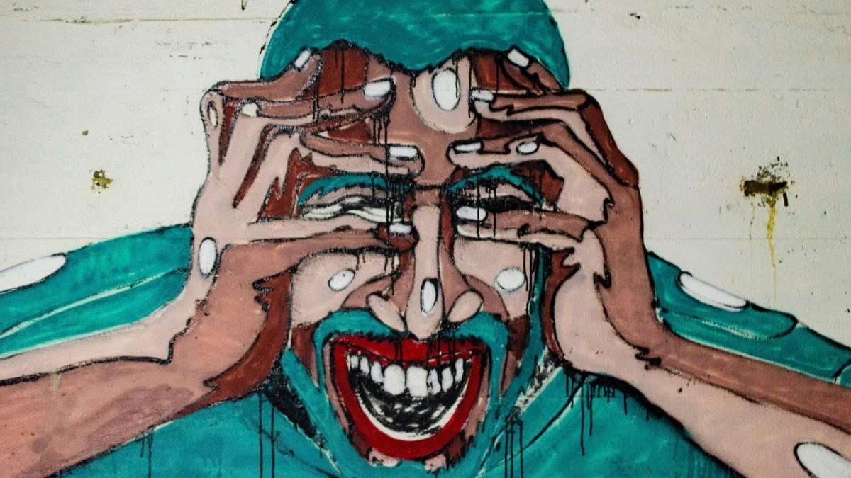 Stress art