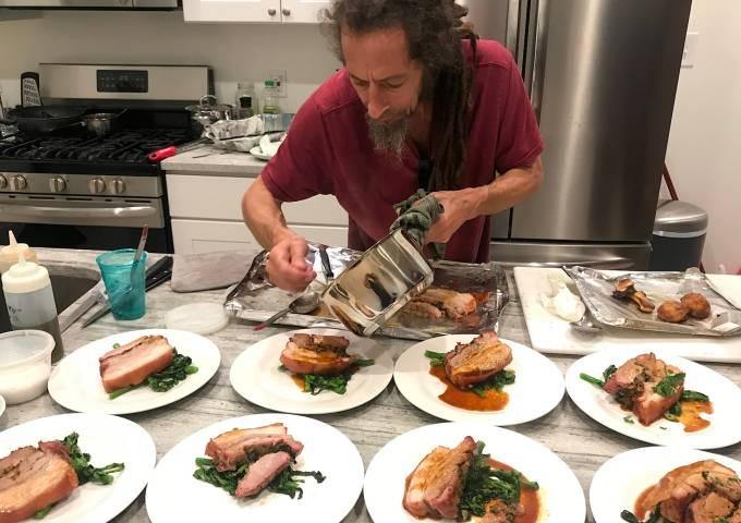 Chef David Ansill