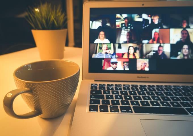 mug with computer