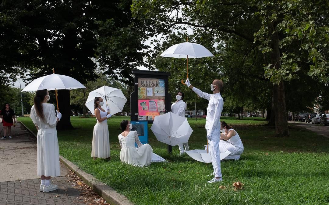 The Umbrella Dance