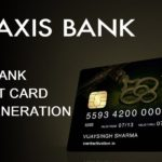 Axis Bank Credit Card PIN Generation through Axis Mobile Banking