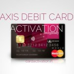 Axis Bank Debit Card PIN Generation Online | AXIS Card Activation