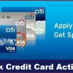 Citibank Card Activation Guide – online.citi.com/US/ag/activate/index