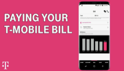 T Mobile Bill Pay